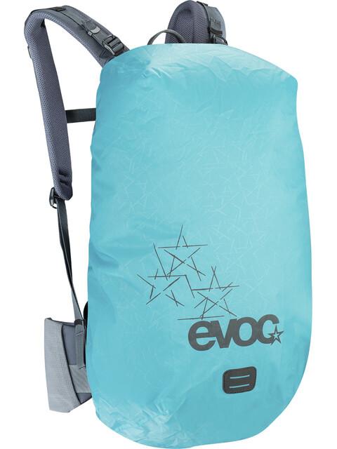 EVOC Raincover Sleeve M 10-25l Neon Blue